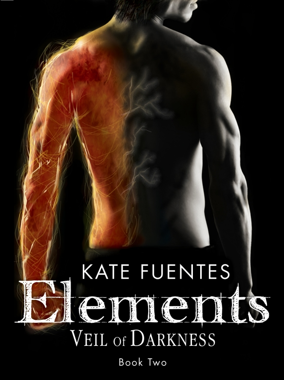 Elements, Veil of Darkness, by Kate Fuentes