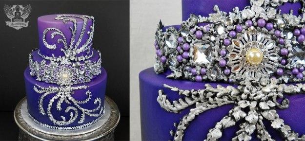 Cake by Artisan Cake Company