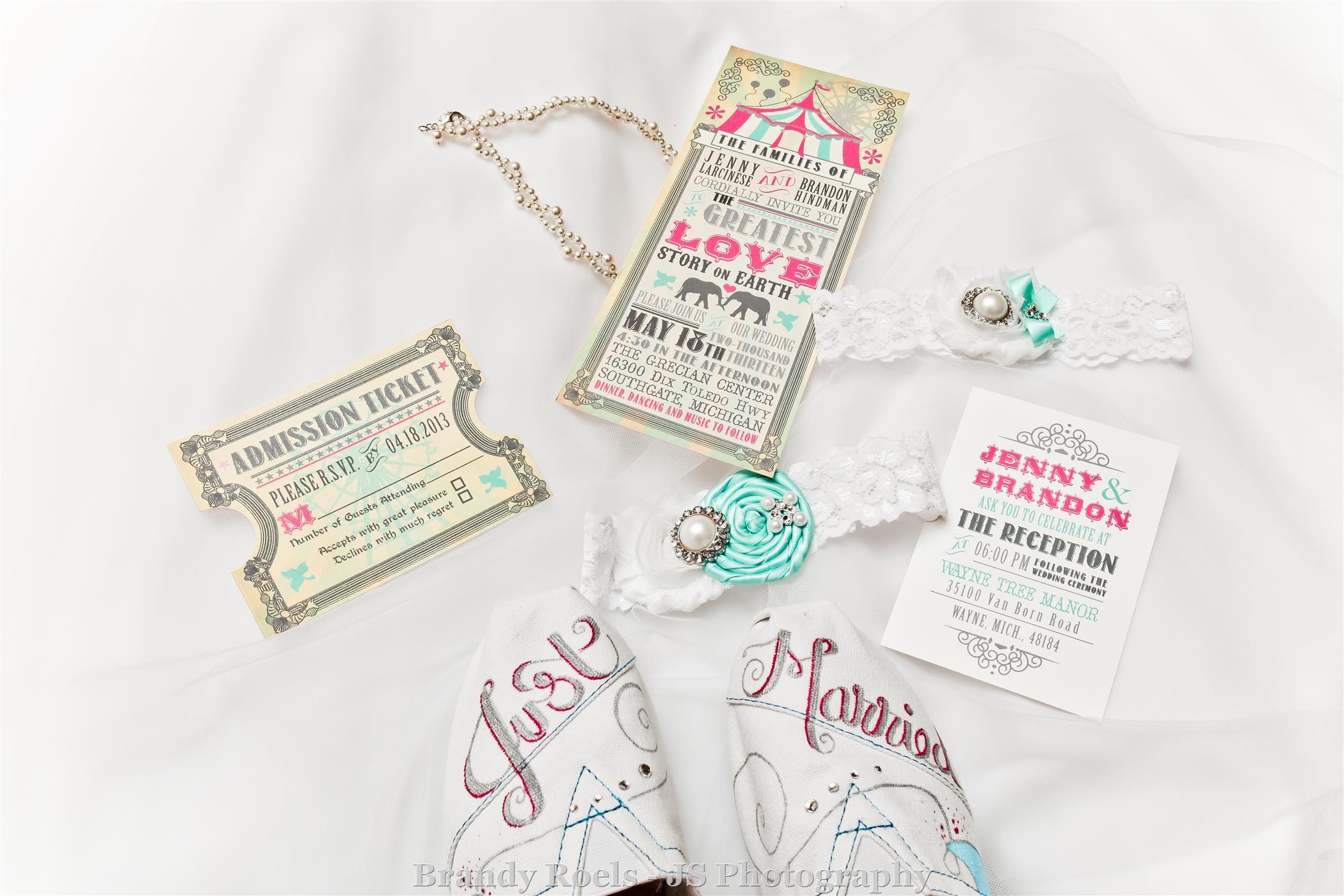 circus themed wedding invitations nimbi design - 28 images - magikal ...