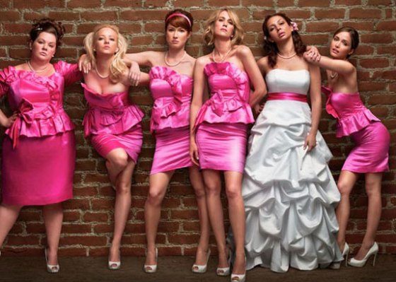 bridesmaids trailer photo