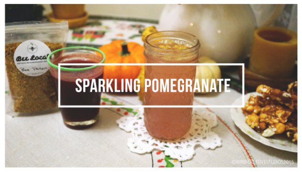 sparklingpomegrante
